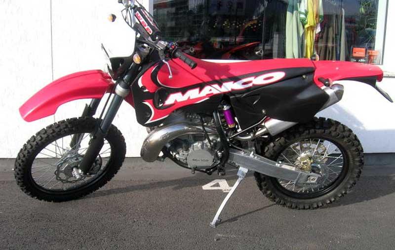Maico Enduro 500