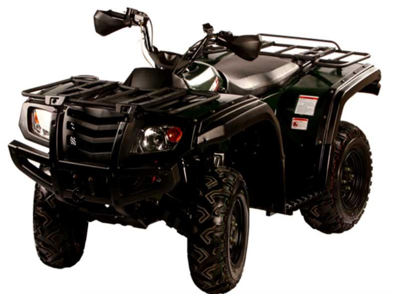 CCM LX700-4A ATV
