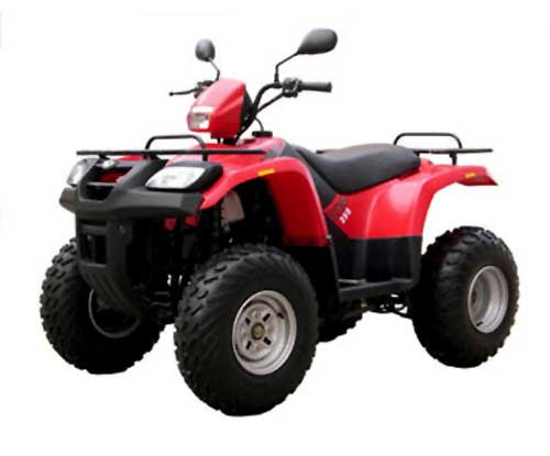 Clipic Quad Llierca 250cc