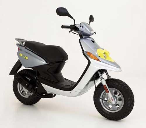 Yamaha BWs NG