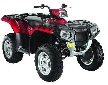 Polaris Sportsman XP 850 EFI